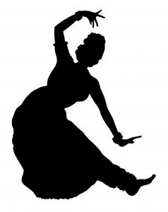 danse indienne silh 2-BM copie