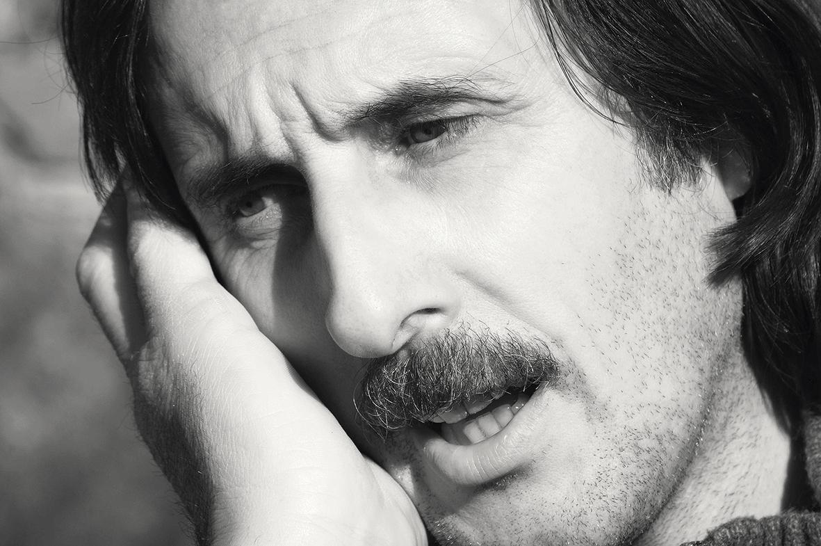 Petru Guelfucci, fondateur du groupe Voce di Corsica - 2006 - Photo Pascale Neri_ret